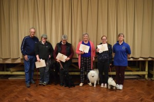 Congratulations to all who passed the KC Good Citizens Puppy and Bronze Awards