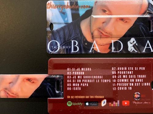 1 - Clé USB 12 titres