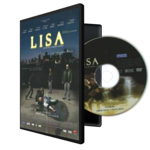 5 - DVD de LISA Le Film + Le CD de la Bande Originale