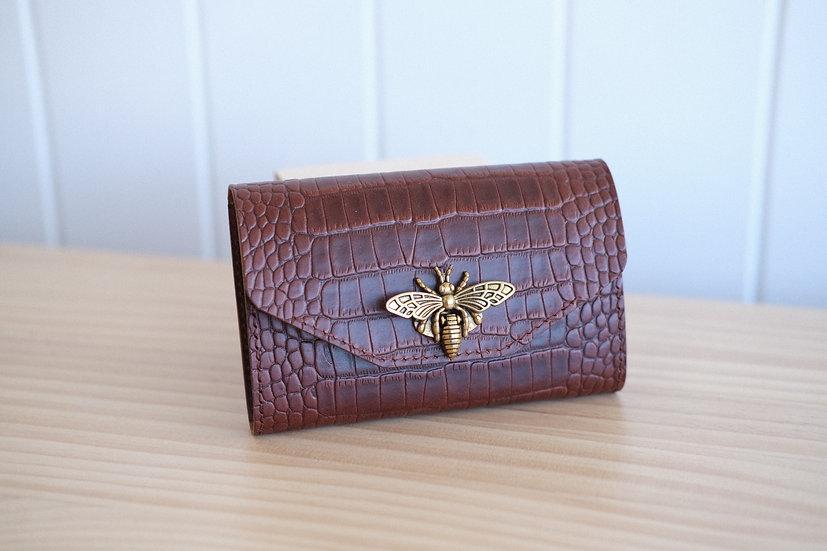 Bee Clutch Bag