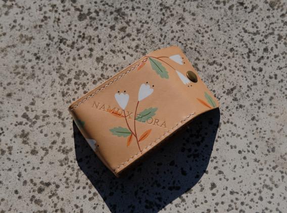 Wah Kuen Coin Pouch x Flora