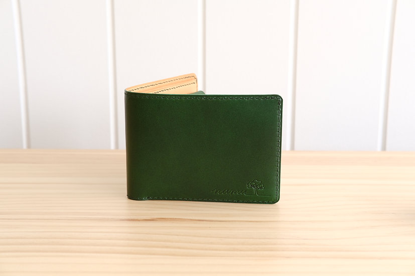 Classic Bifold with Coin Compartment
