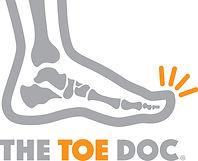 Toe Doc Final Logo with Registered TM.jp