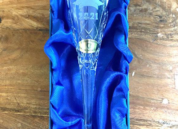 Graduation Gift Prosecco Glass