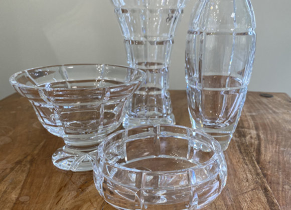 Cubis range of vases & bowls