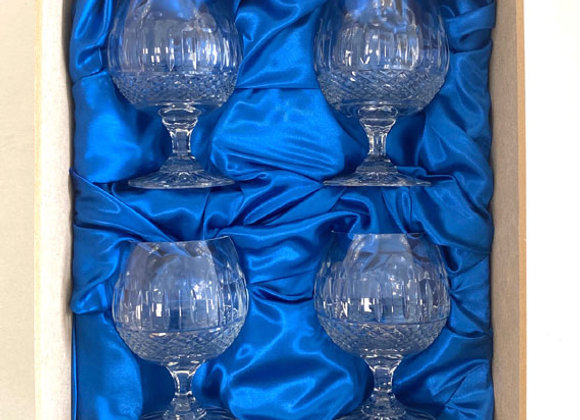Boxed Brandy Glasses