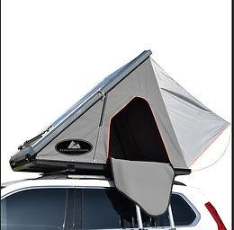 2021 Aluminum Hardtop Roof Top Tent