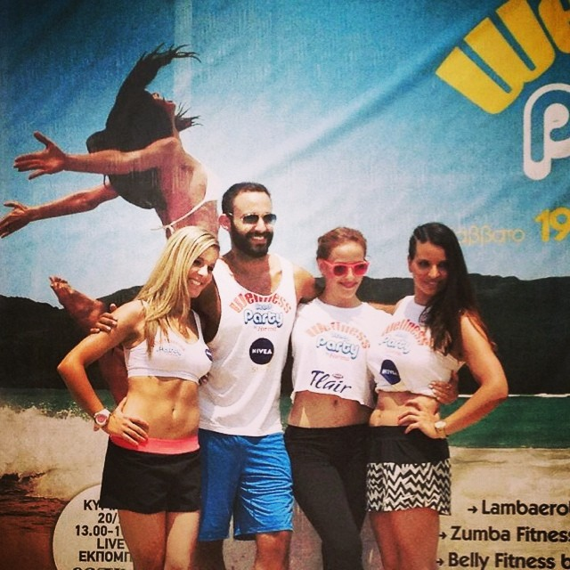 Wellness Beach Party by Forma