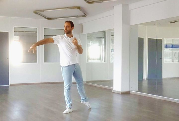 #dancing is connecting