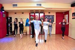 Latin Class - Patra, April 2016