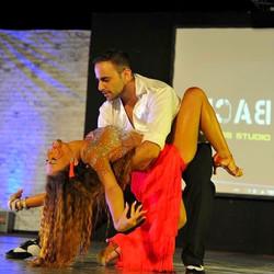 Latin Show, June 2016
