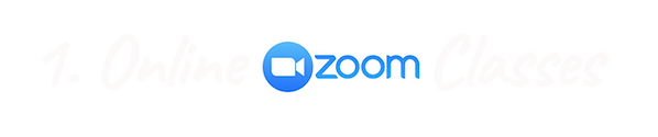 Zoom Dance Classes