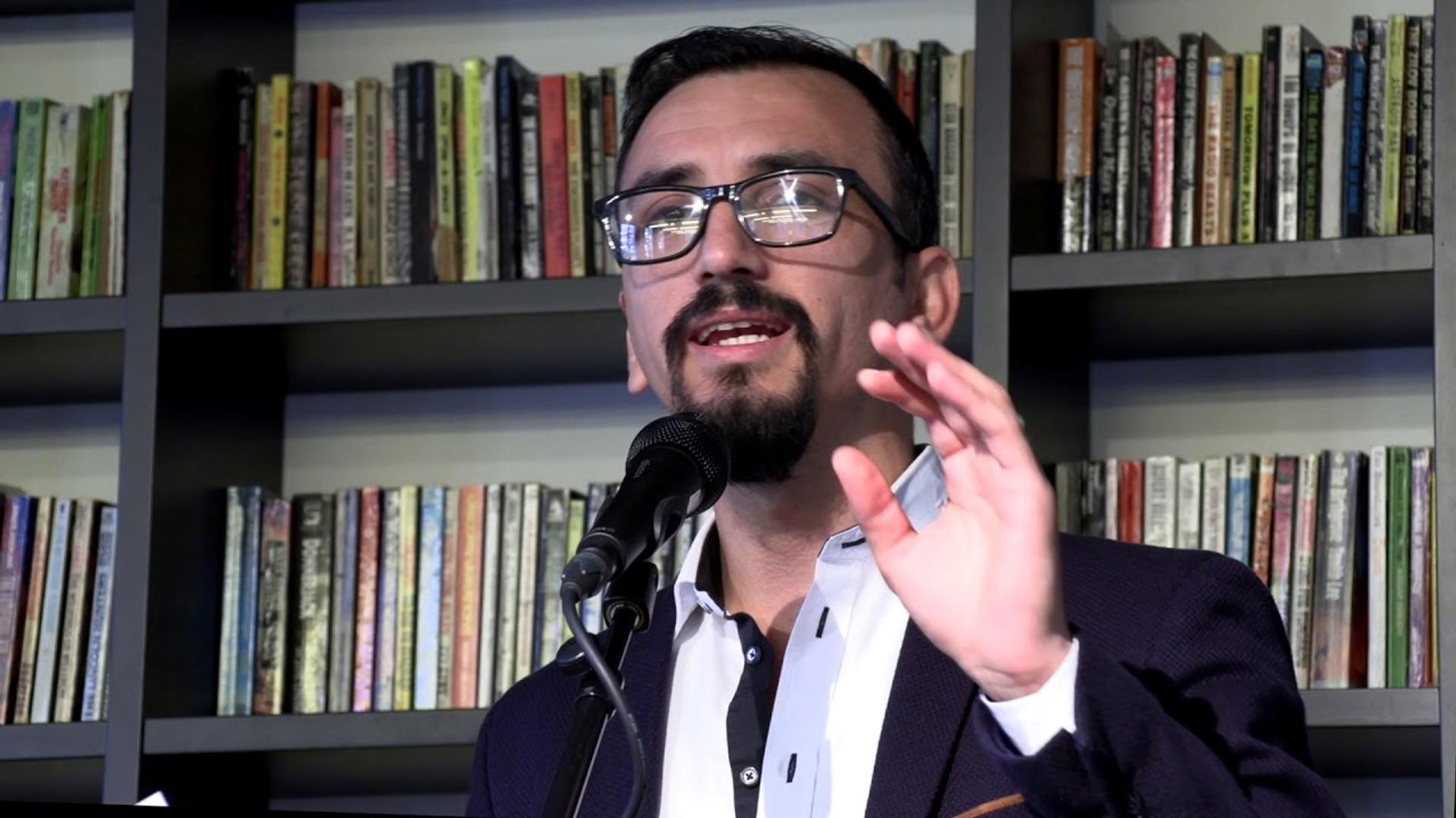 Forfatter Hassan Kassas