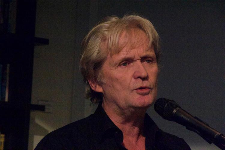 Skuespiller Johannes Joner