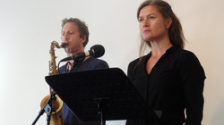 Kjetil Møster og Hanne Dieserud