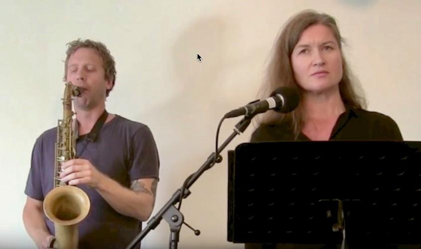 Musiker Kjetil Møster og skuespiller Hanne Dieserud