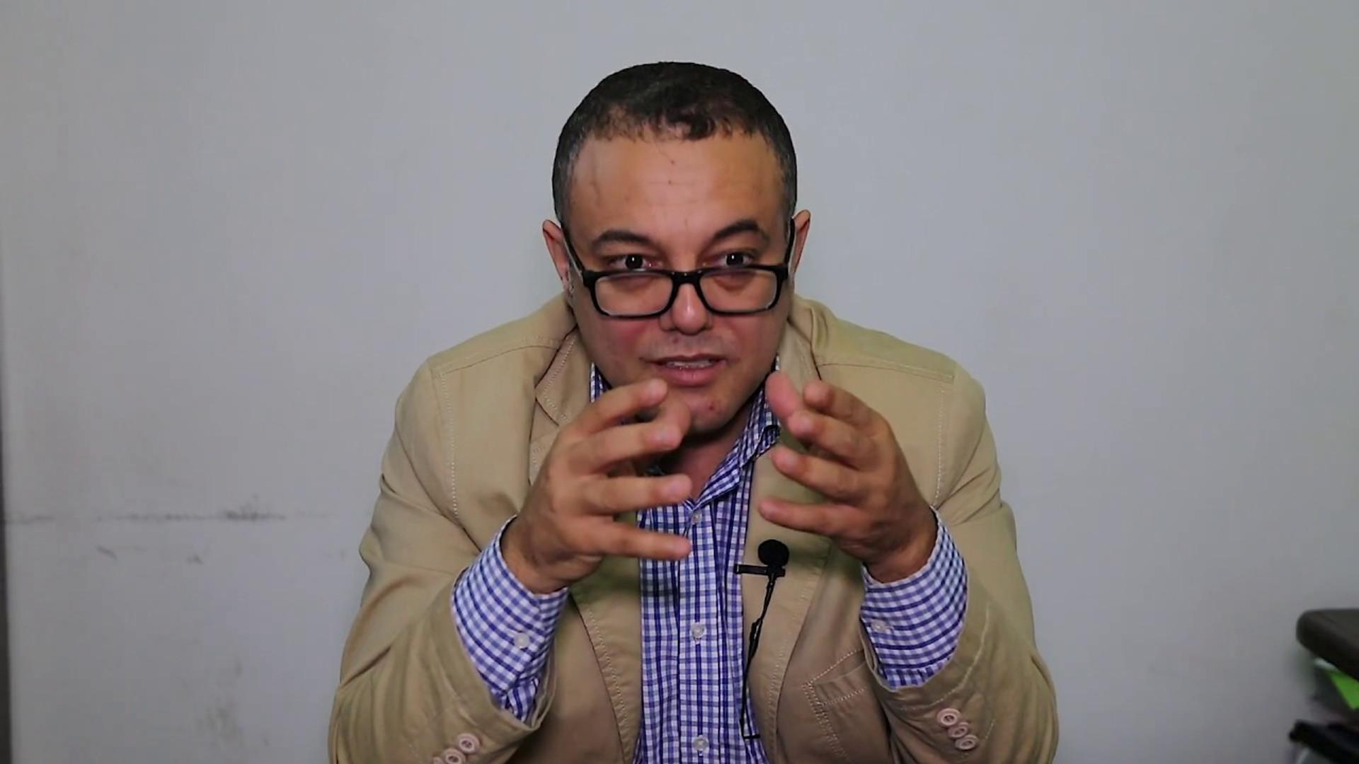 Forfatter Atef Abu Saif