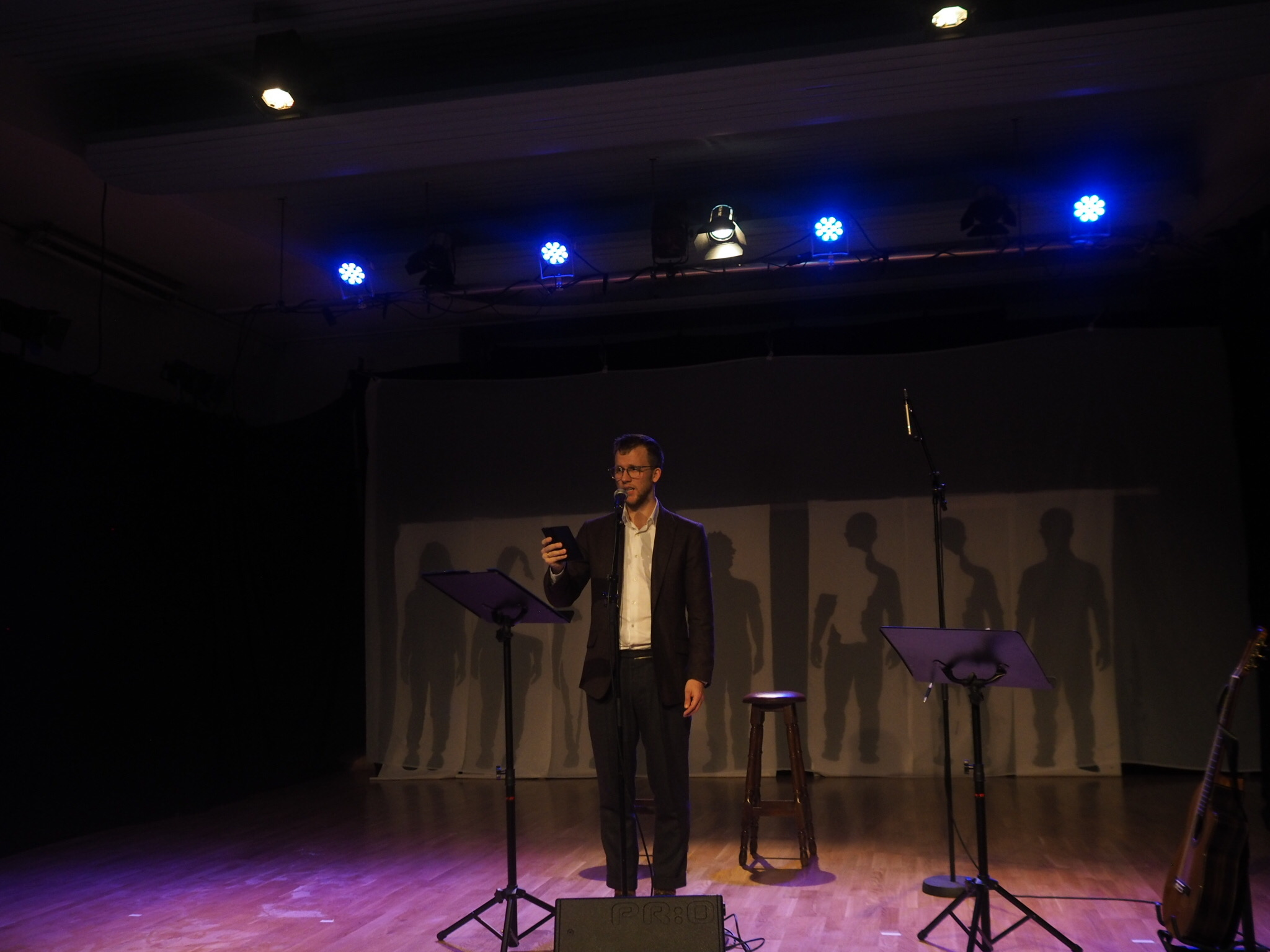 Reading: Four poems by Remi Kanazi