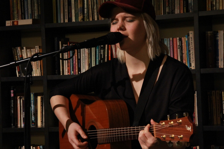 Musiker Oddrun Lilja Jonsdottir