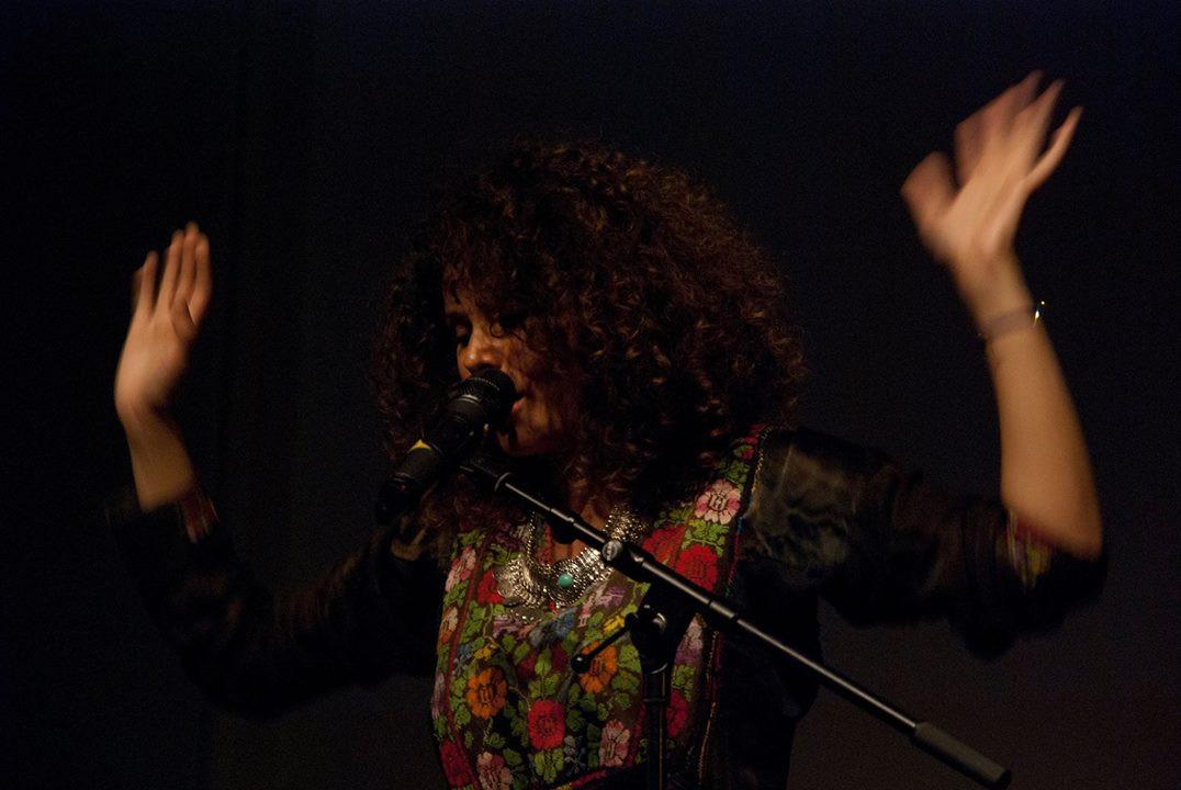 Kunstner og musiker Dana Jdid