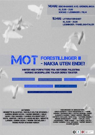 MOTforestillinger III, 14.–15.05.16