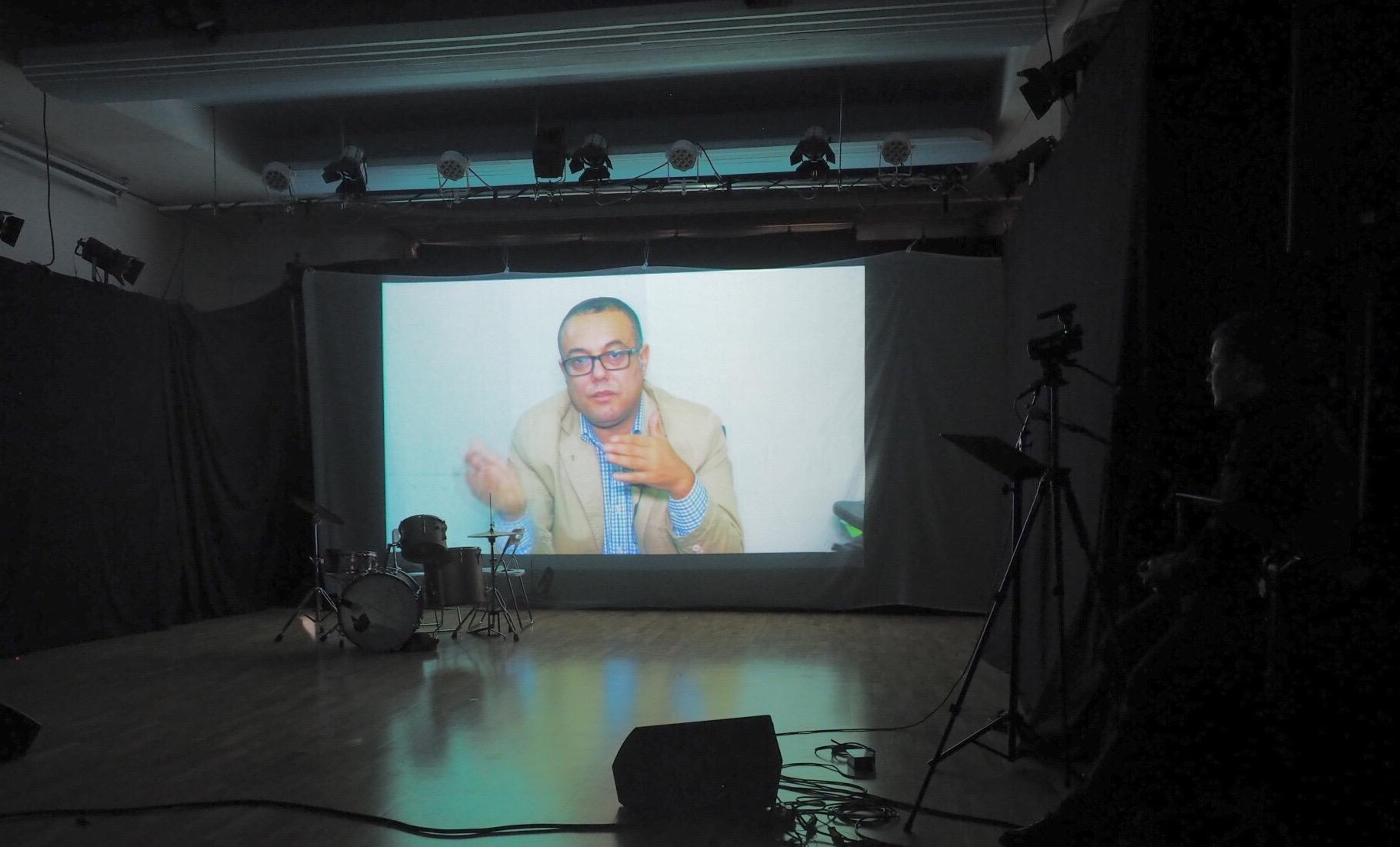 Videogreeting from Gaza
