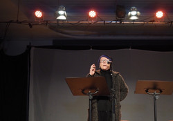 Reading: Poetry Against Occupation