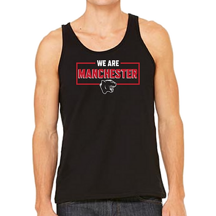 Manchester We Are Manchester Unisex Tank Top