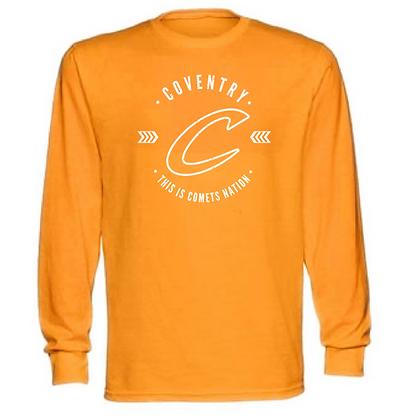 Coventry General Logo #20 Unisex Long Sleeve T-Shirt