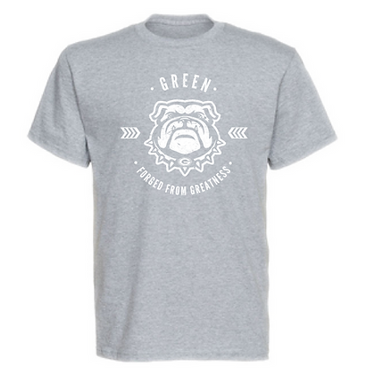 Green Founded From Greatness Unisex T-Shirt