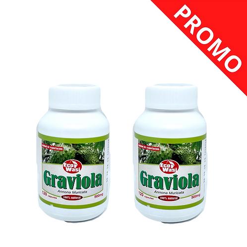"Graviola ""PROMO X2"""