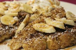 Crunchy Banana French Toast
