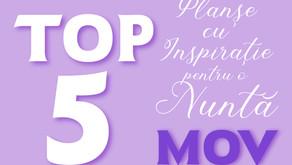 TOP 5 Planșe cu Inspirație pentru o Nuntă MOV