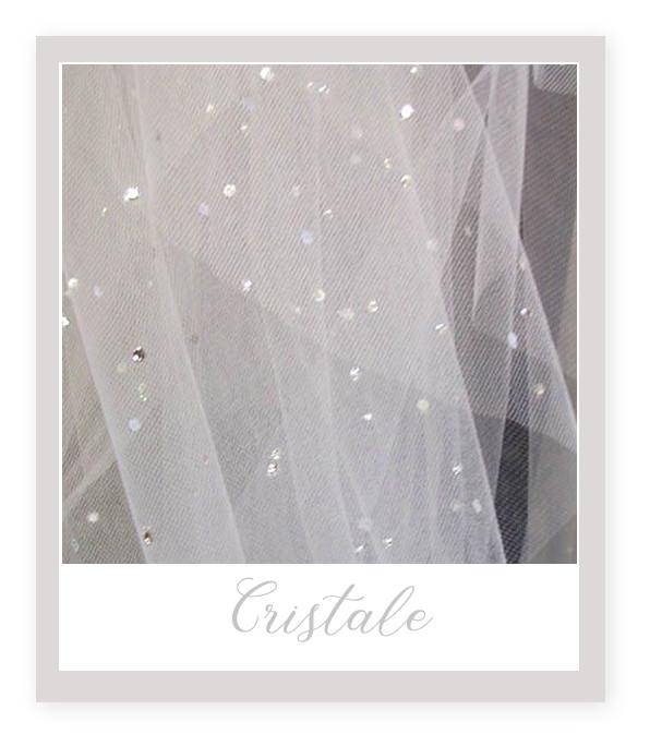 Materiale pentru Rochia de Mireasă: Cristale