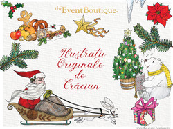 Ilustrații de Crăciun