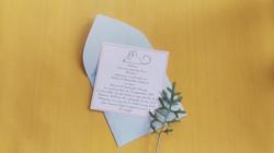 Invitatie Botez - Marc