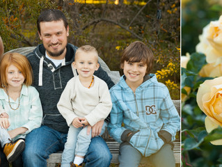 Family - Samantha & Jay