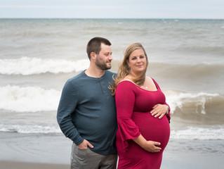 Baby Bump - Miriam & Zac