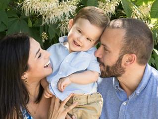 Family - Rachelle, Dave & Hunter