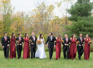 Wedding - Vanessa & James