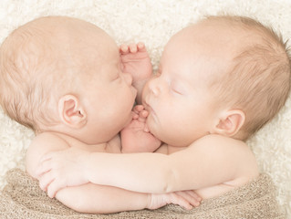 Babies - Lucas & Dylan