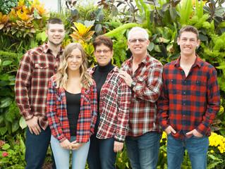 Family - Lorraine & Tim