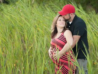 Baby Bump-Christina & Jay