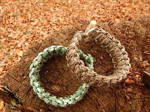 Bracelet en para-corde stage de survie