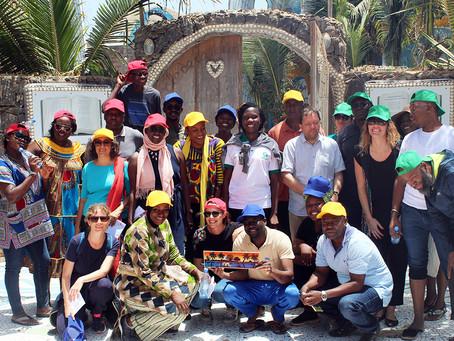 Team Coaching pour l'équipe régionale d'Oxfam pour l'Afrique de l'Ouest