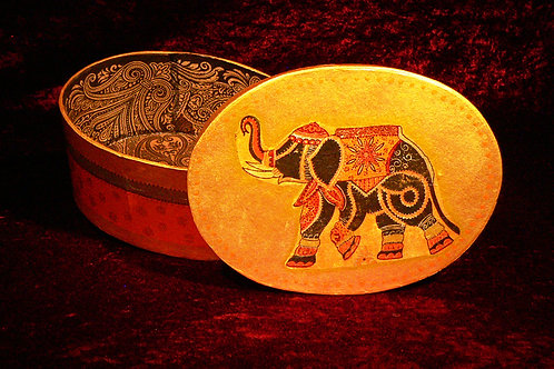Der Ovale Elefant