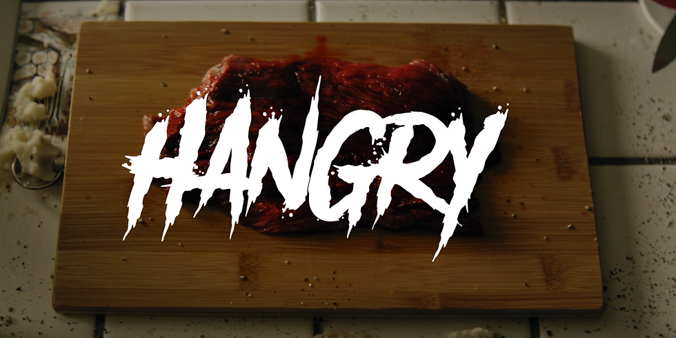 Hangry at OutSouth Queer Film Festival // virtual