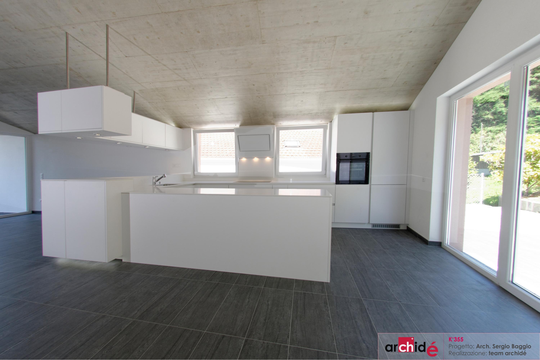 Cucina per nuova costruzione