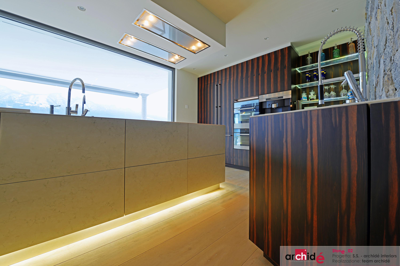 cucina per residenza privata