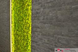 ideazione parete decorativa